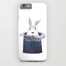 Mr. Rabbit and the Mad Hatter hat Slim Case iPhone 6s