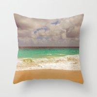 PHY-SEA-CAL Throw Pillow