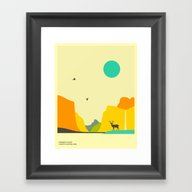 YOSEMITE NATIONAL PARK, … Framed Art Print