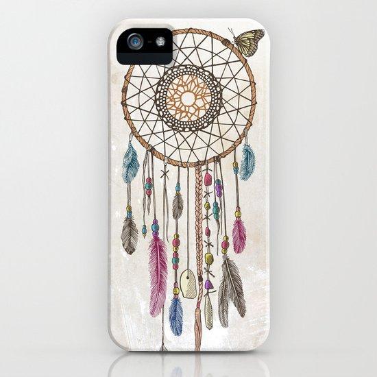Lakota (Dream Catcher) iPhone & iPod Case