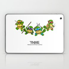 TMNS Laptop & iPad Skin