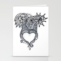 Love Of Nature Stationery Cards