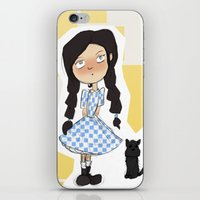 Dorothy and Toto iPhone & iPod Skin