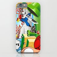 WHAT IF ..aka mushroom kingdom. iPhone 6 Slim Case