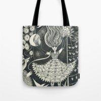 Little Goddess Tote Bag