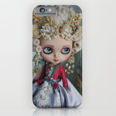 BAROQUE MARIE ANTOINETTE BLYTHE ART DOLL PINK iPhone 6 Slim Case