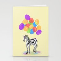 Tired Of Black & White Stationery Cards