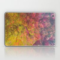 NEON MOUNTAINS / PATTERN SERIES 006 Laptop & iPad Skin