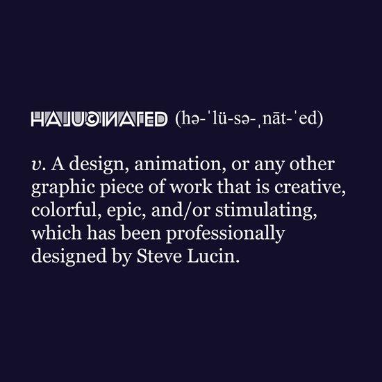 Halucinated Defined Art Print