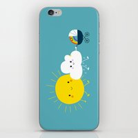 The Weather Family iPhone & iPod Skin