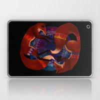 Space Foxes Laptop & iPad Skin