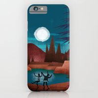 iPhone & iPod Case featuring Moondance - Inspired by Wes Anderson's movie Moonrise Kingdom by Emanuel Adams