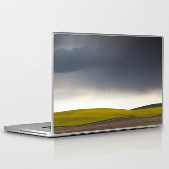 Rain's Coming Laptop & iPad Skin