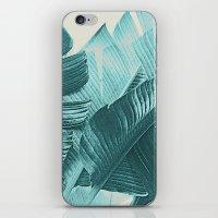 Banana Palm iPhone & iPod Skin