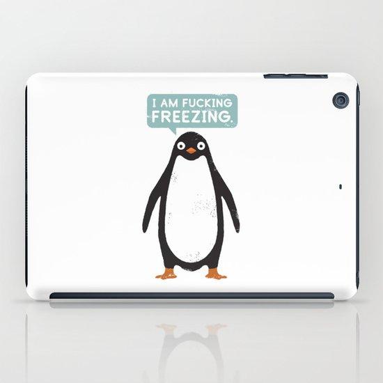 Talking Penguin iPad Case