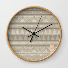 There is no desert Wall Clock