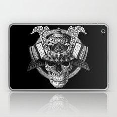 Samurai Skull Laptop & iPad Skin