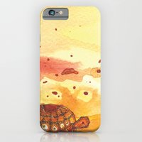 iPhone & iPod Case featuring Tortois 1 by eefak