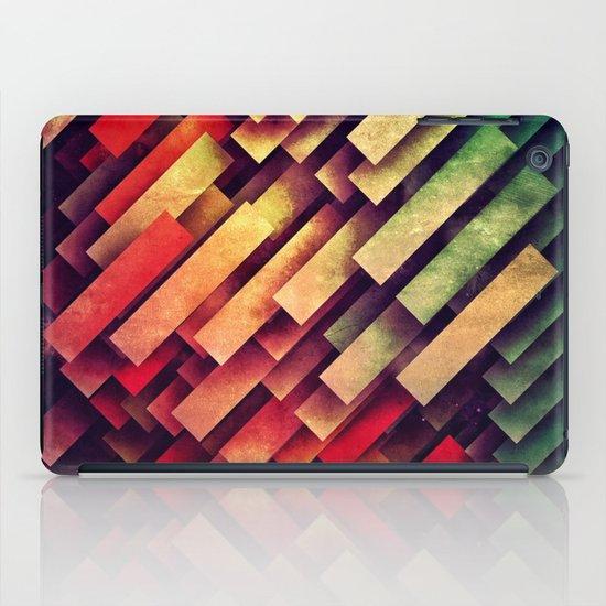 wype dwwn thys iPad Case