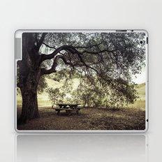 Picnic in the Grasslands Laptop & iPad Skin