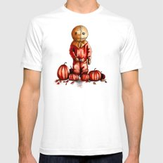 Trick R Treat Sam SMALL Mens Fitted Tee White