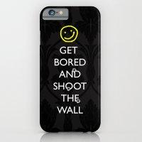 Smiley Target iPhone 6 Slim Case