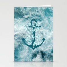 Sea 2 Stationery Cards