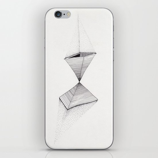 sand pyramids iPhone & iPod Skin