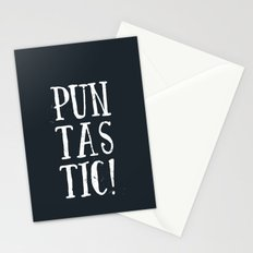 Puntastic! Stationery Cards
