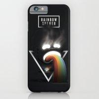 Rainbow Spewer iPhone 6 Slim Case