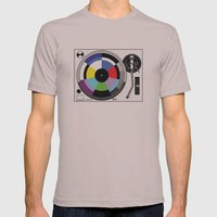 1 kHz #11 Mens Fitted Tee Cinder SMALL