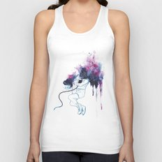 [I NEED SPACE] Unisex Tank Top