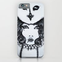iPhone & iPod Case featuring Birds of a Feather by theQueenofSomething
