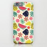 Tropicana  iPhone 6 Slim Case