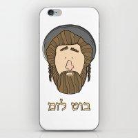 Mazel Tov iPhone & iPod Skin