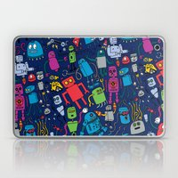 Robots Forever! Laptop & iPad Skin