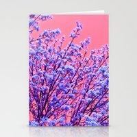 Spring Tree XVIII Stationery Cards