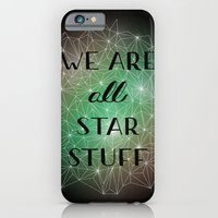 iPhone & iPod Case featuring Star Stuff by Sarajea