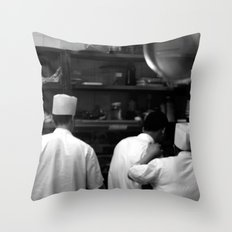 Shanghai #2 Throw Pillow
