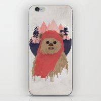 Ewok iPhone & iPod Skin