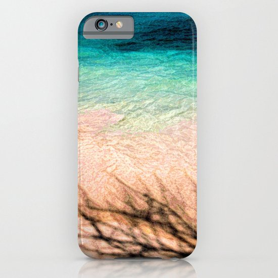 SEA AND TREE iPhone & iPod Case