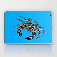 Blue Crab  Laptop & iPad Skin