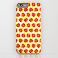 iPhone & iPod Case featuring Bright Spring Floral by Jennifer Rogers
