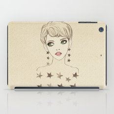 Star Girl iPad Case