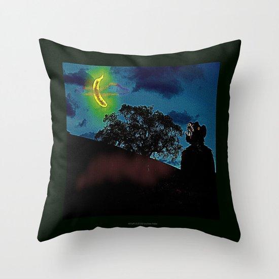 WereApe 025 Throw Pillow