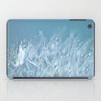 Blue Drops iPad Case