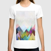 landscape T-shirts featuring Graphic 104 by Mareike Böhmer Graphics and Photography