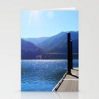 Olympic National Park La… Stationery Cards