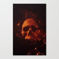 Ignitus Canvas Print