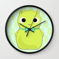 Kopi Wall Clock